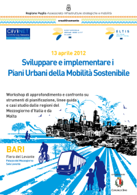 Workshop SUMP a Bari